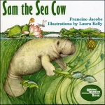Sam the Sea Cow Book