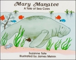 Mary Manatee Book