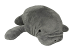 "Plush Gray 16"" Manatee"