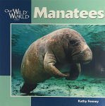 Wild World Manatees Book
