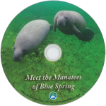 Meet the Manatees of Blue Spring DVD