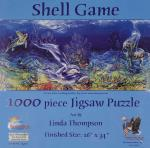 1000 piece Manatee Shell Game Puzzle