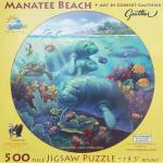 500 pc. Manatee Beach Puzzle